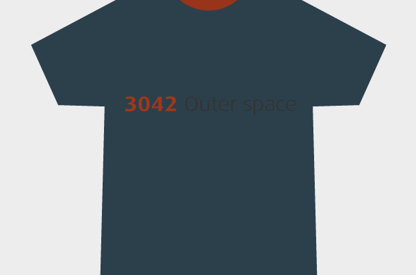 3042 Outer space